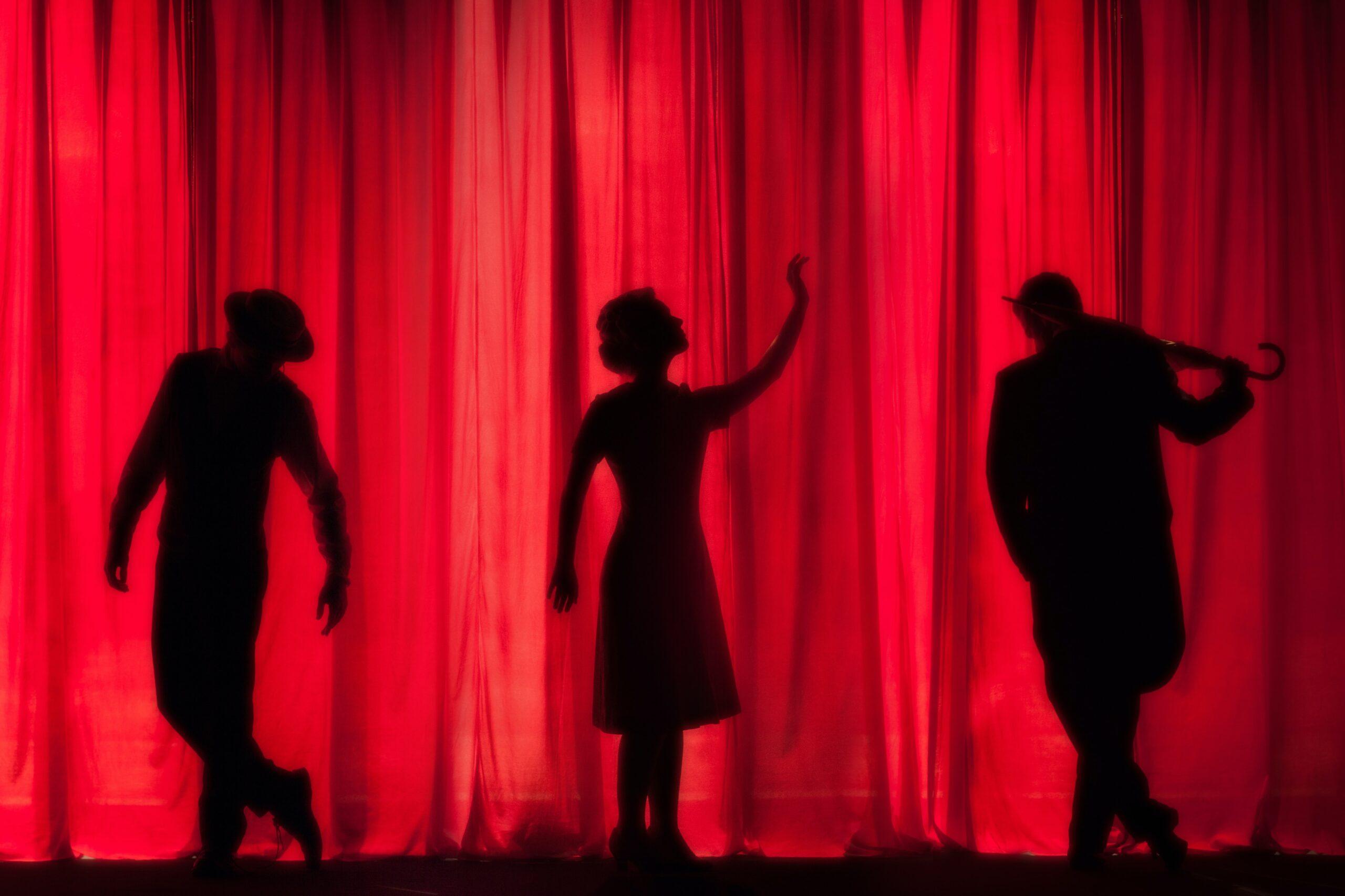 theatre silhouette