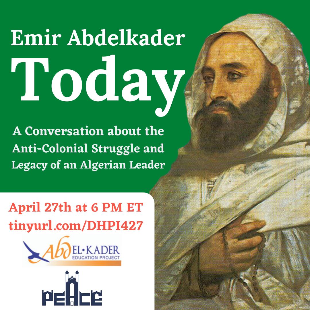 Emir Abdelkader Today