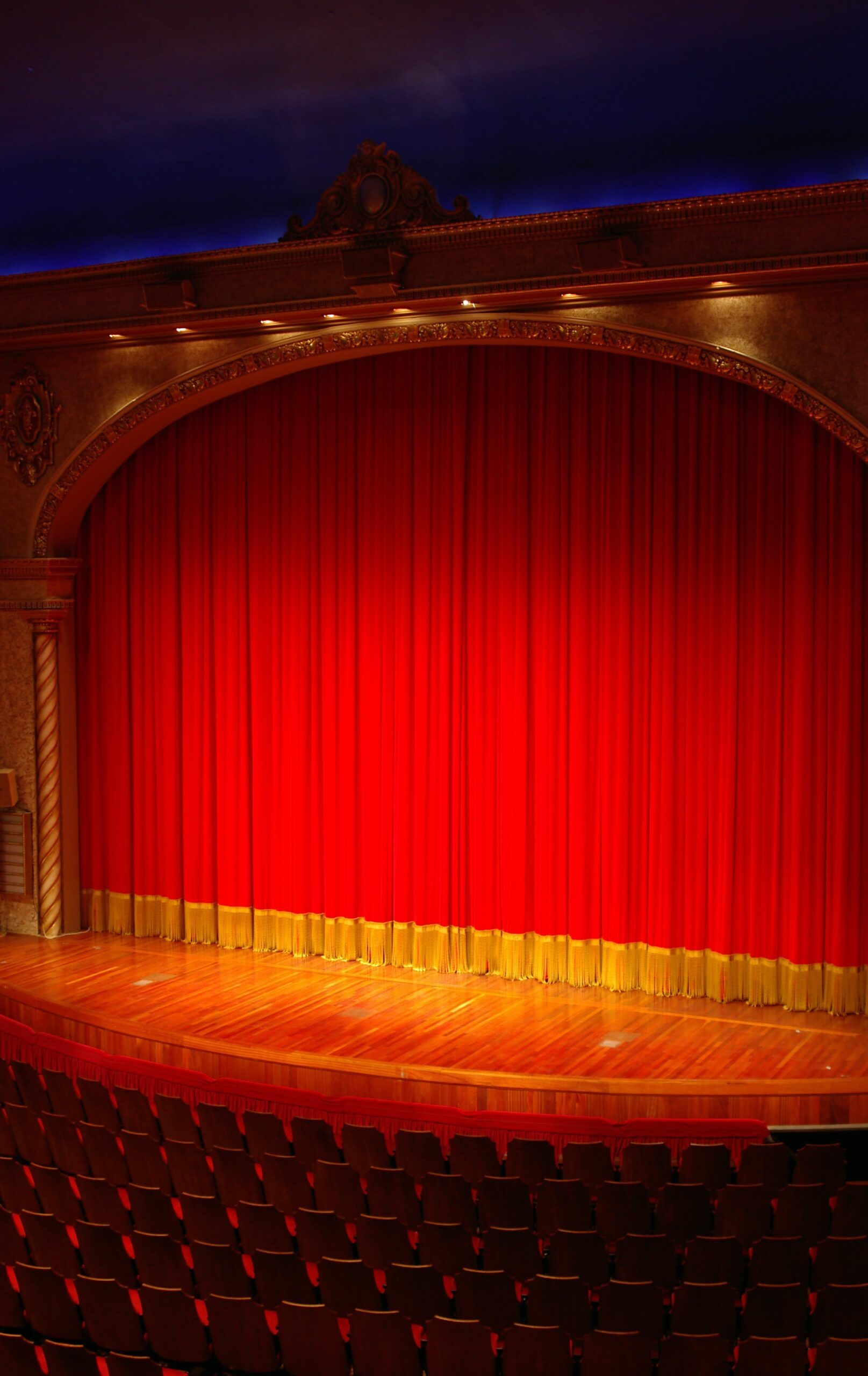 Stage Curtain